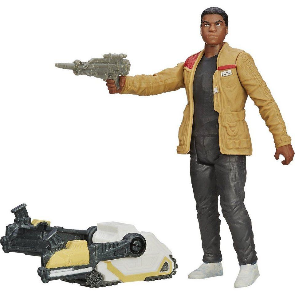 Hasbro Star Wars Das Erwachen der Macht - Basisfigur Finn Jakku