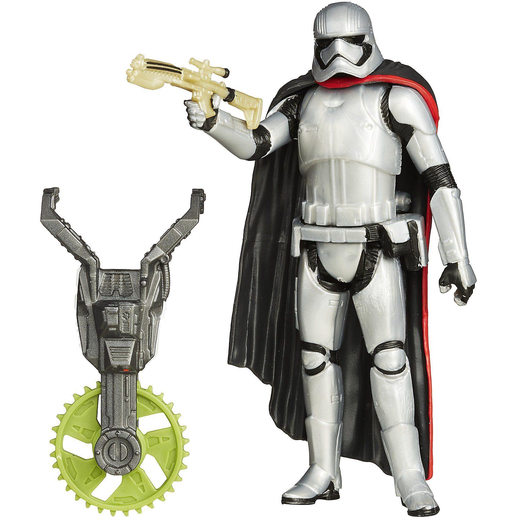 Hasbro Star Wars Das Erwachen der Macht - Basisfigur Captain Phasma
