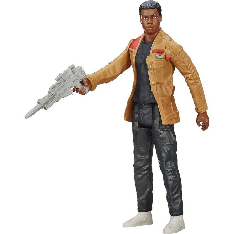 Hasbro Star Wars Das Erwachen der Macht - Ultimate Figur Finn Jakku