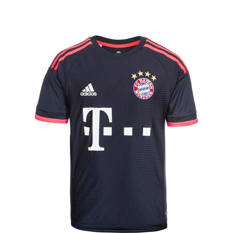 adidas performance fc bayern m nchen trikot champions league 2015 2016 kinder online kaufen otto. Black Bedroom Furniture Sets. Home Design Ideas