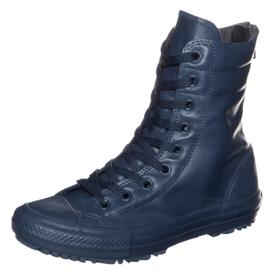 CONVERSE Chuck Taylor All Star High Rise Rubber Sneakerboot in blau