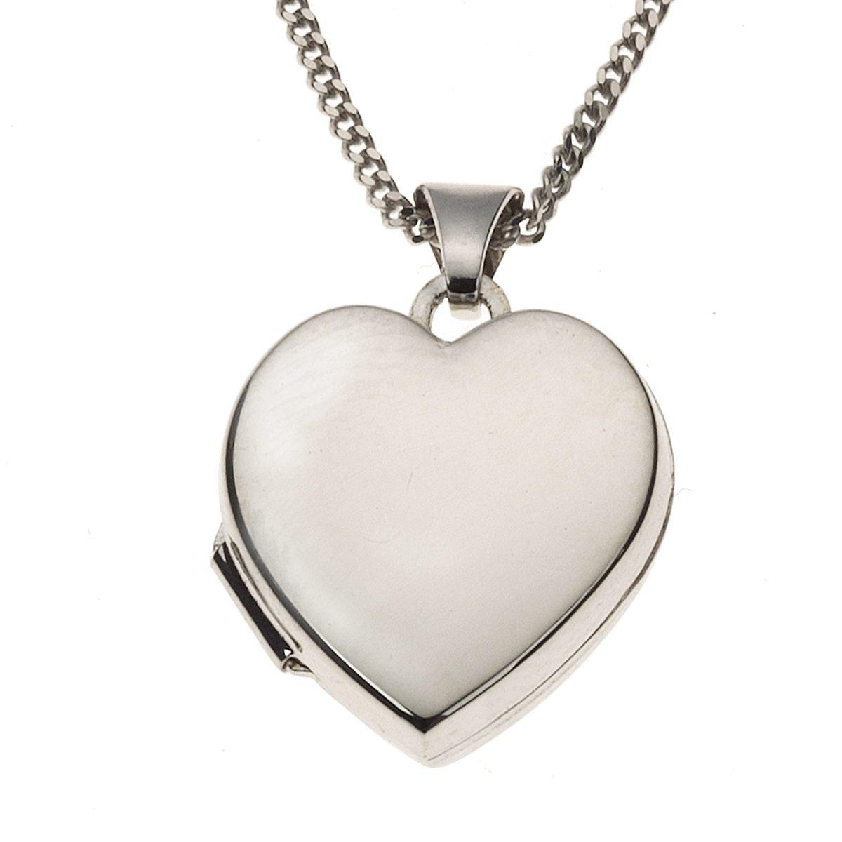 Zeeme Anhänger mit Kette »925/- Sterling Silber Medaillon«
