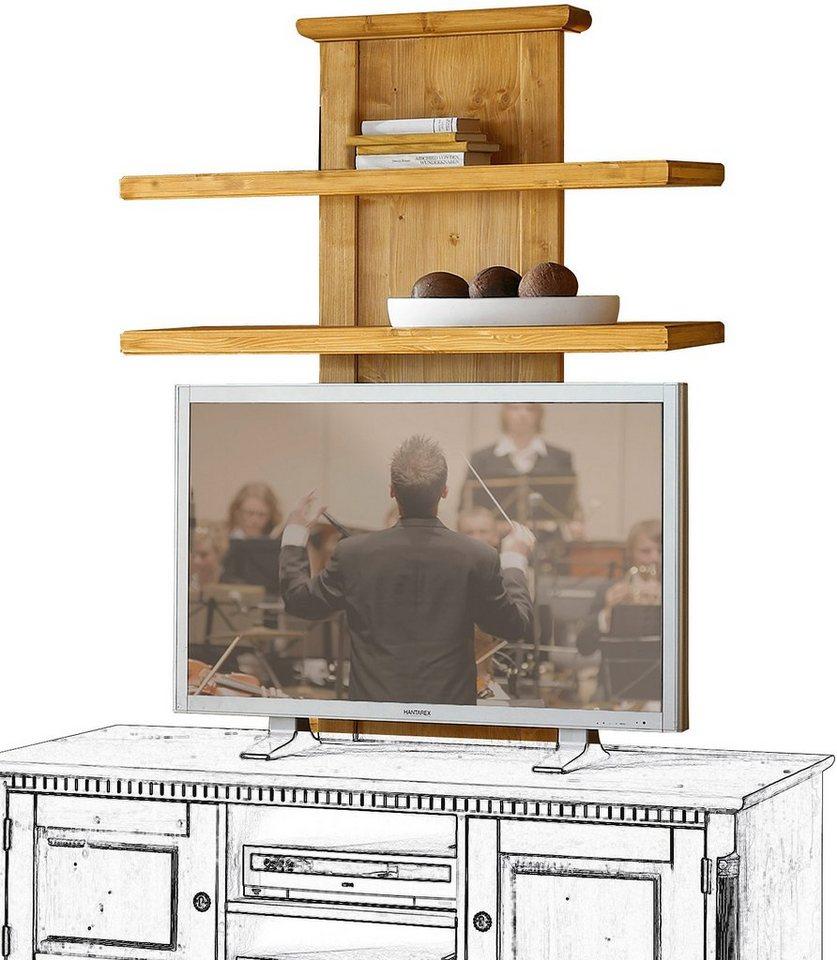Favorit TV-Paneel »Cornwall«, Breite 110 cm in natur gewachst