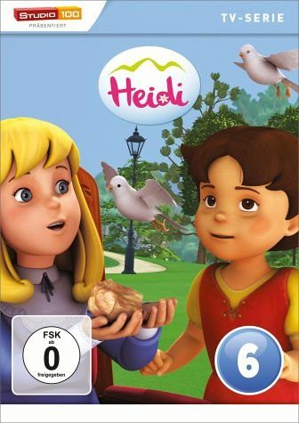 DVD »Heidi - DVD 6«