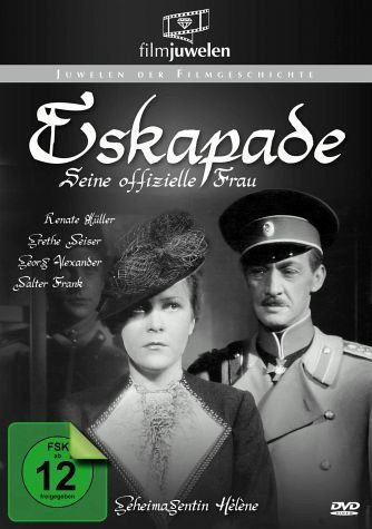DVD »Eskapade - Seine offizielle Frau«