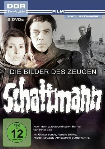 DVD »Die Bilder des Zeugen Schattmann (2 Discs)«