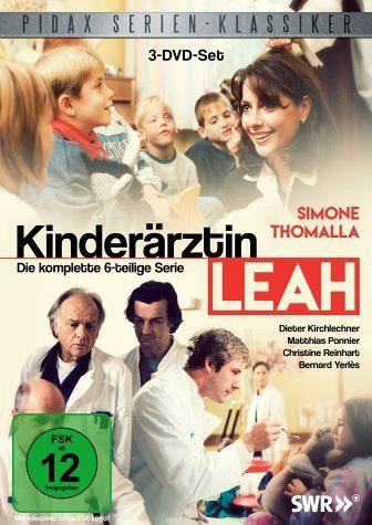 DVD »Kinderärztin Leah - Die komplette 6-teilige...«