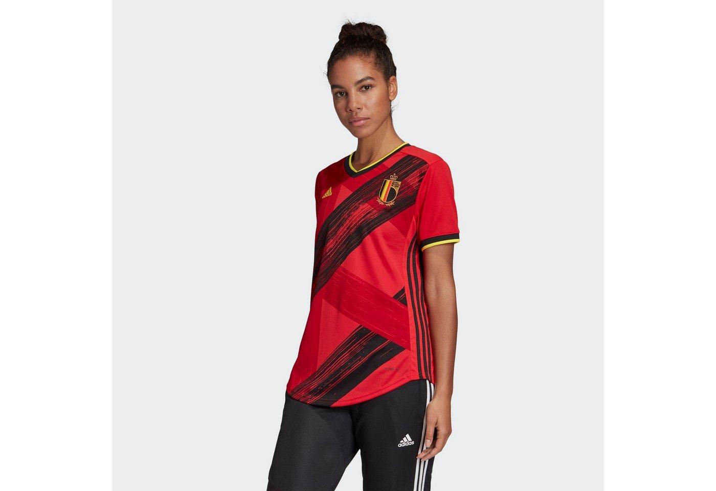 Sportmode - adidas Performance Fußballtrikot »Belgien Heimtrikot« ›  - Onlineshop OTTO