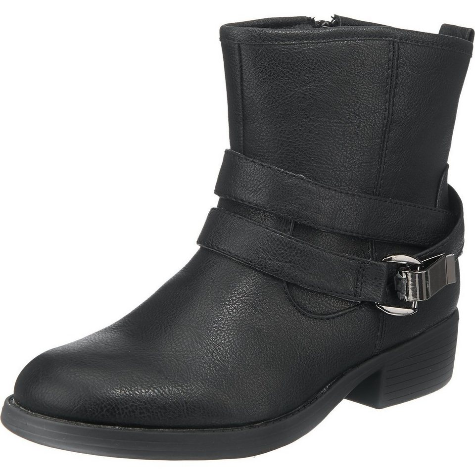 SPROX Stiefeletten in schwarz