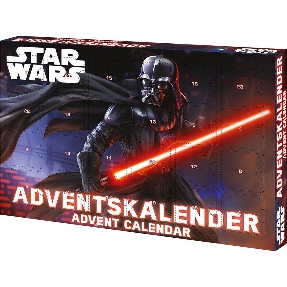 CRAZE Adventskalender Star Wars