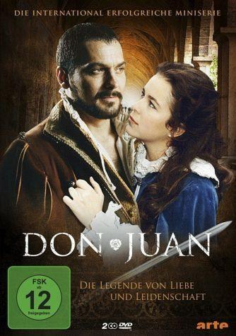 DVD »Don Juan (2 Discs)«