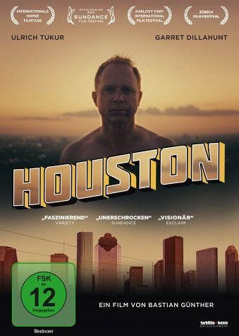 DVD »Houston (tlw. OmU)«