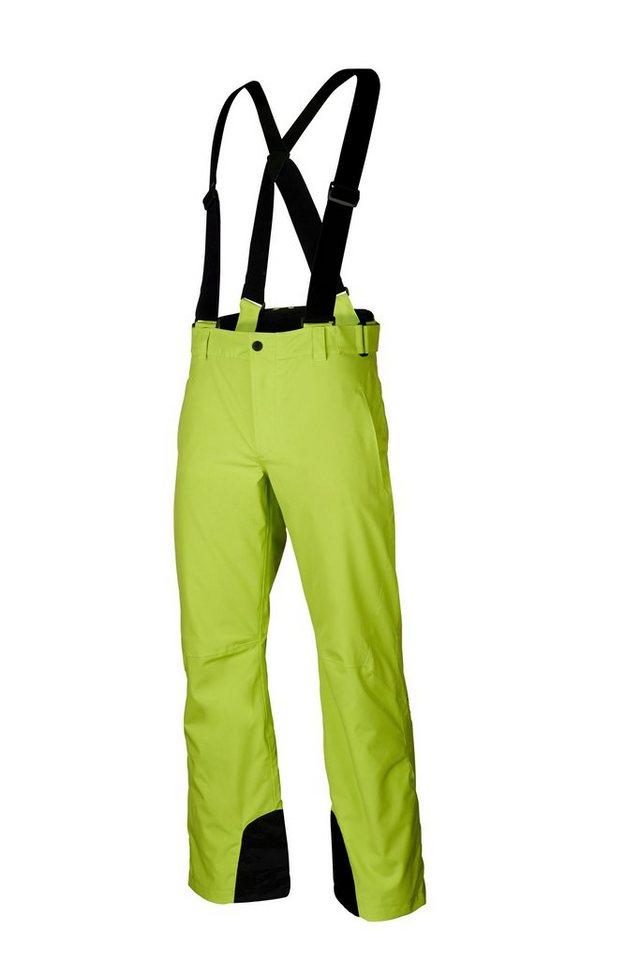 Ziener Hose »TELMO man ( pant ski)« in sunny green