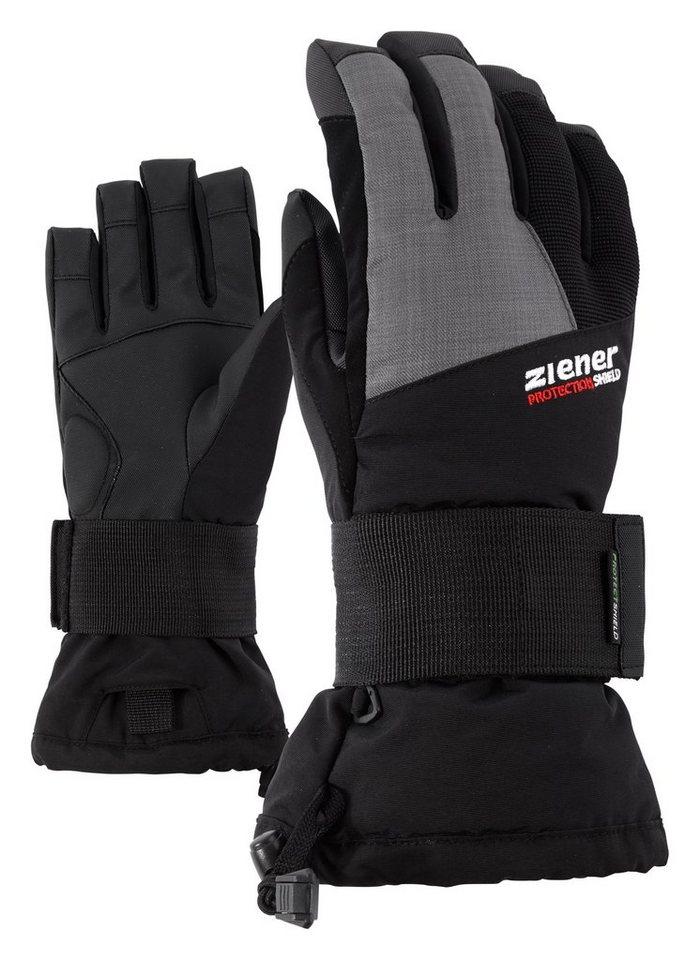 Ziener Handschuh »MERFY JUNIOR glove SB« in black