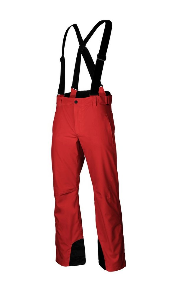 Ziener Hose »TELMO man ( pant ski)« in red