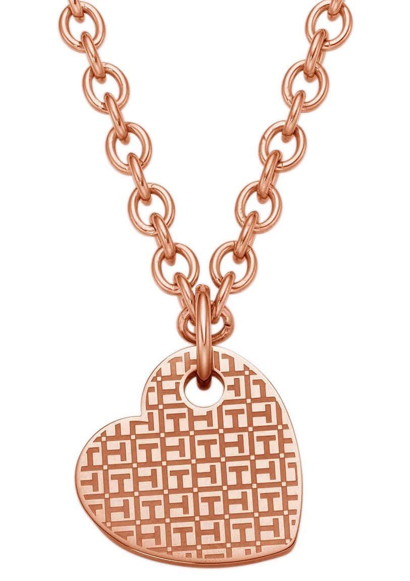Tommy Hilfiger Jewelry Kette mit Anhänger, »2700717, Classic Signature, Herz«