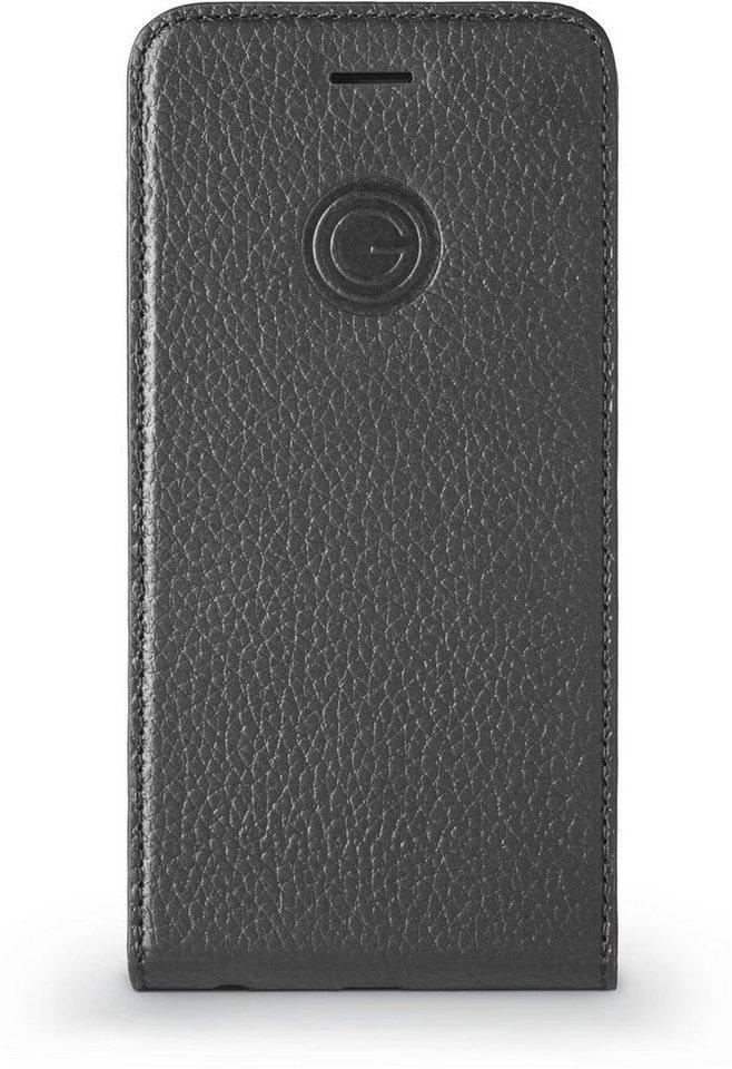 Galeli Handytasche »Flip Case CARL für iPhone 6/ 6S« in Schwarz