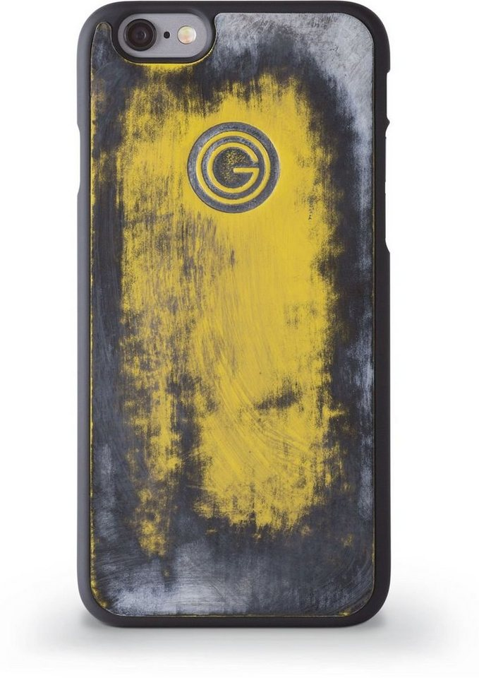 Galeli Handytasche »Back Case FUNKY für iPhone 6+/ 6S+« in Gelb