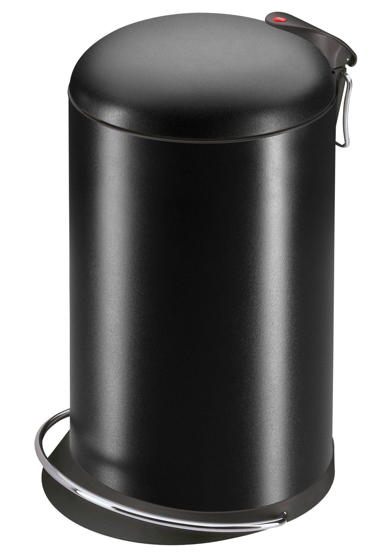 Hailo Tret-Abfallsammler »TopDesign 16«, schwarz