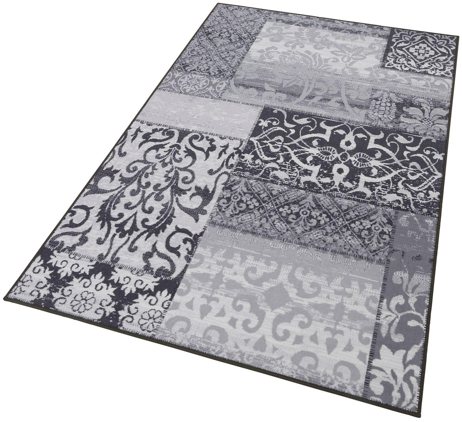 Teppich »Jarama«, Andiamo, rechteckig, Höhe 6 mm, Vintage-Optik