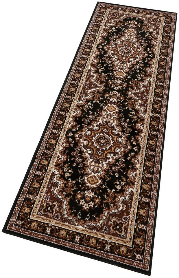 Orient-Läufer, my home, »Ali«, gewebt in braun