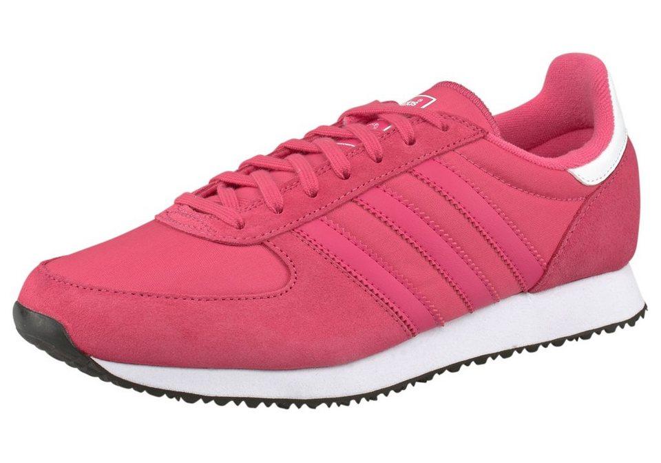 adidas Originals ZX Racer W Sneaker in Pink