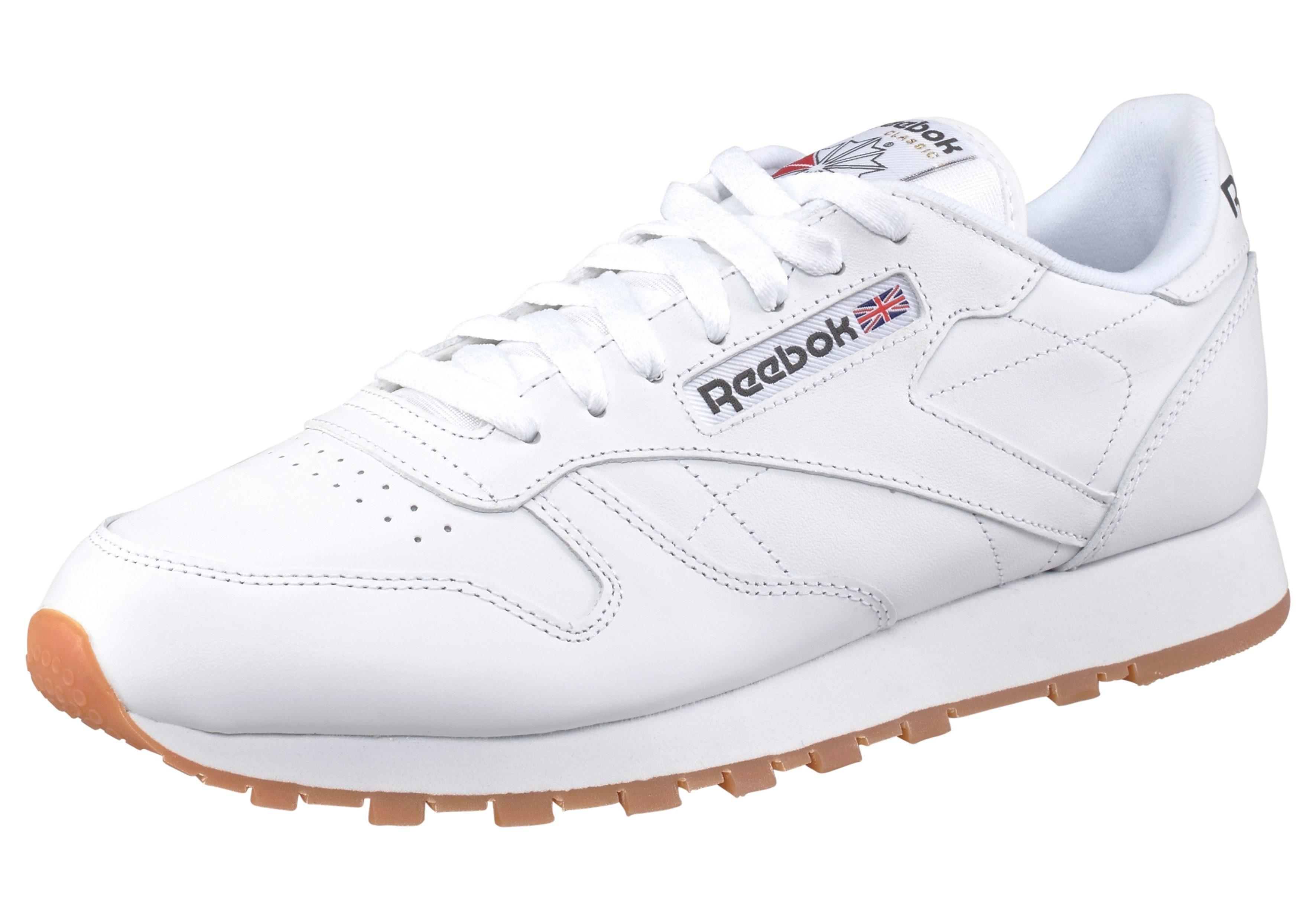 Reebok Classic Classic Leather M Sneaker kaufen  weiß-beige