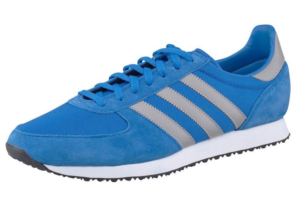 adidas Originals ZX Racer Sneaker in Blau