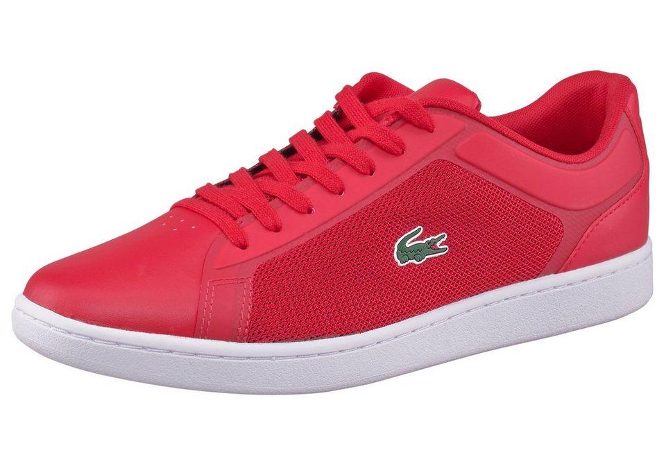 Lacoste Endliner 1 Sneaker in Rot
