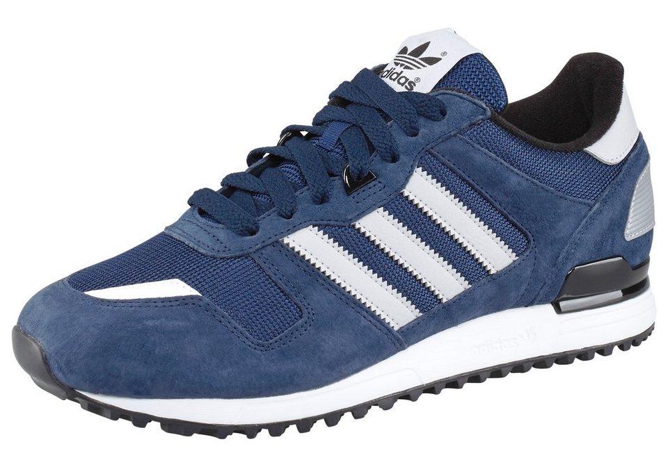 adidas Originals ZX 700 Sneaker in Blau-Weiß