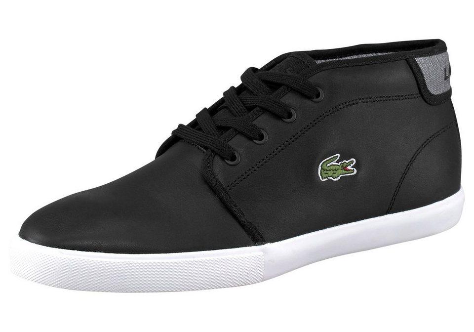 Lacoste Ampthill 116 2 SPM Sneaker in Schwarz