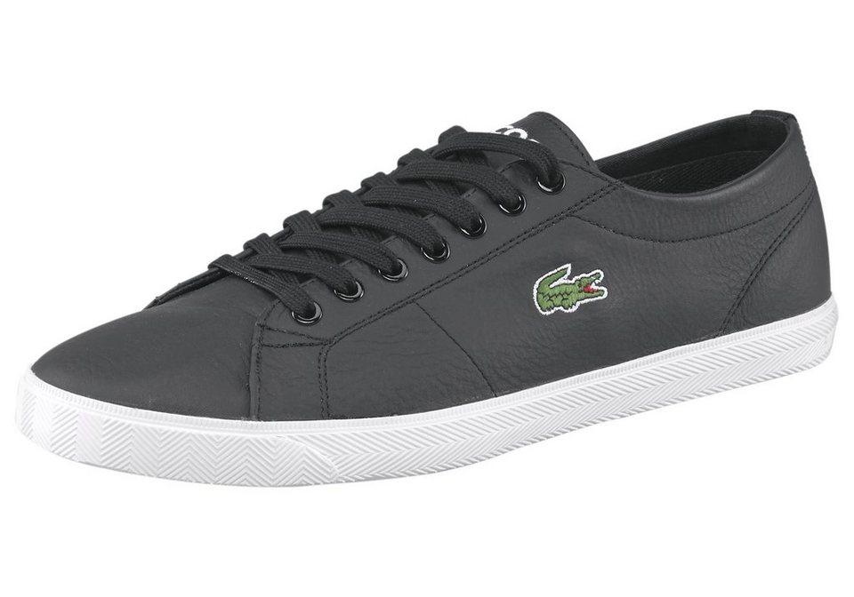 Lacoste Marcel LCR 3 Sneaker in Schwarz