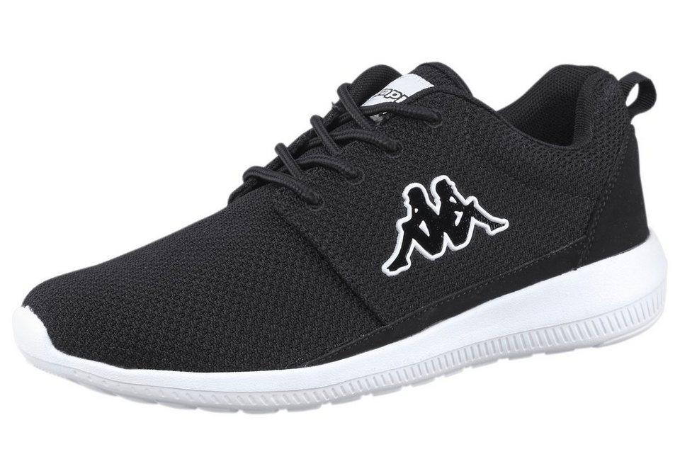 Kappa Speed II Sneaker in Schwarz-Weiß