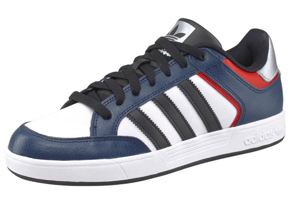 adidas Originals Varial Low Sneaker in Marine-Weiß-Rot