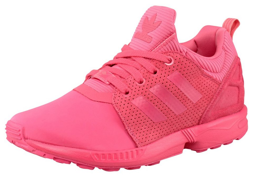 adidas Originals ZX Flux NPS UPDT Sneaker in Pink