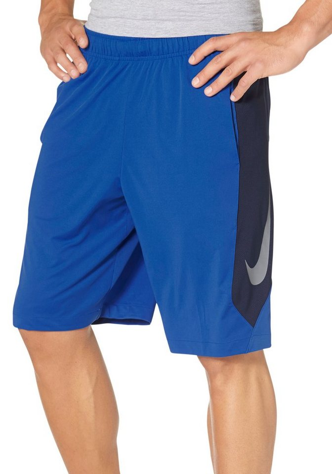Nike Funktionsshorts in Blau