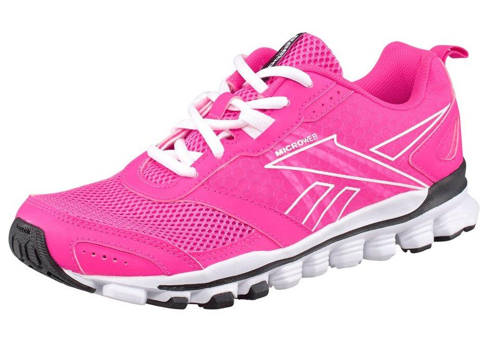 Reebok Hexaeffect Run LE Laufschuh in Pink