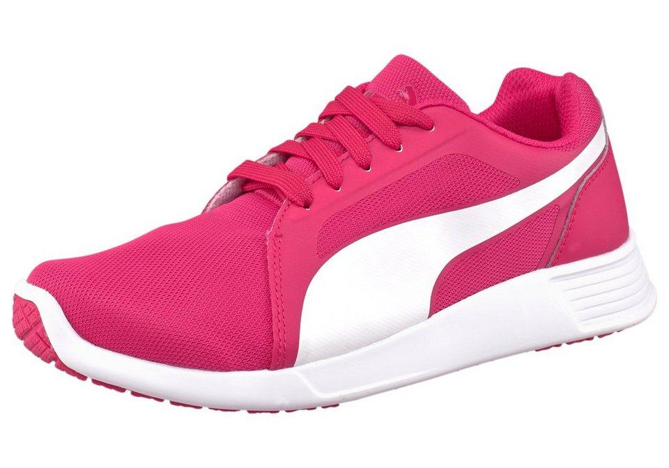 PUMA ST Trainer Evo Sneaker in Pink-Weiß