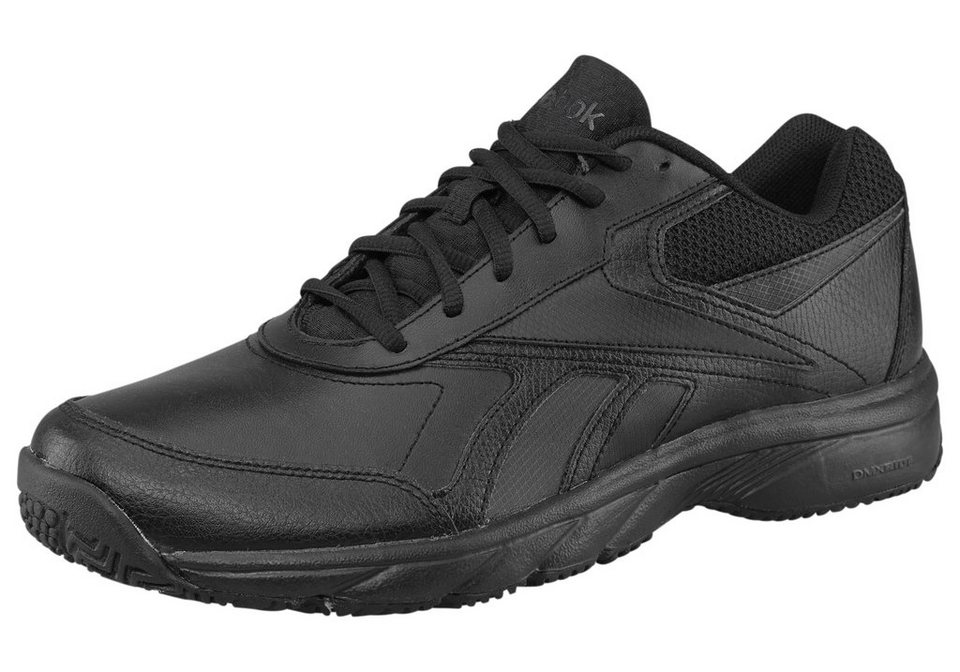Reebok »Work N´Cushion« Walkingschuh in schwarz