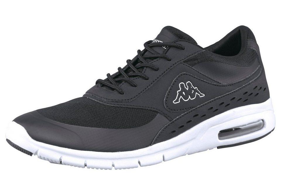 Kappa Milla M Sneaker in Schwarz