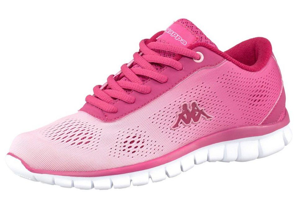 Kappa Sunrise Light W Sneaker in Pink