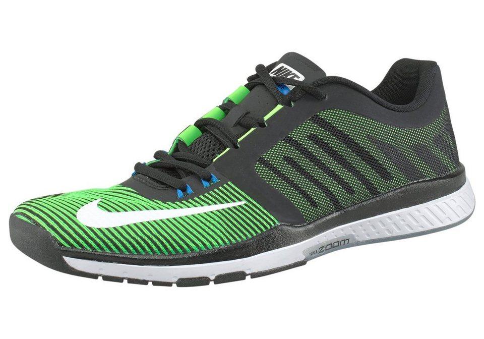 Nike Zoom Speed TR Trainingsschuh in Grün-Schwarz