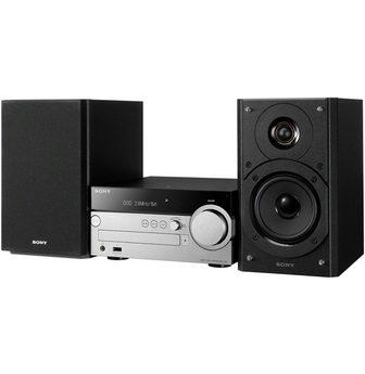 SONY »CMT-SX7B« Kompaktiška garso sistema (...
