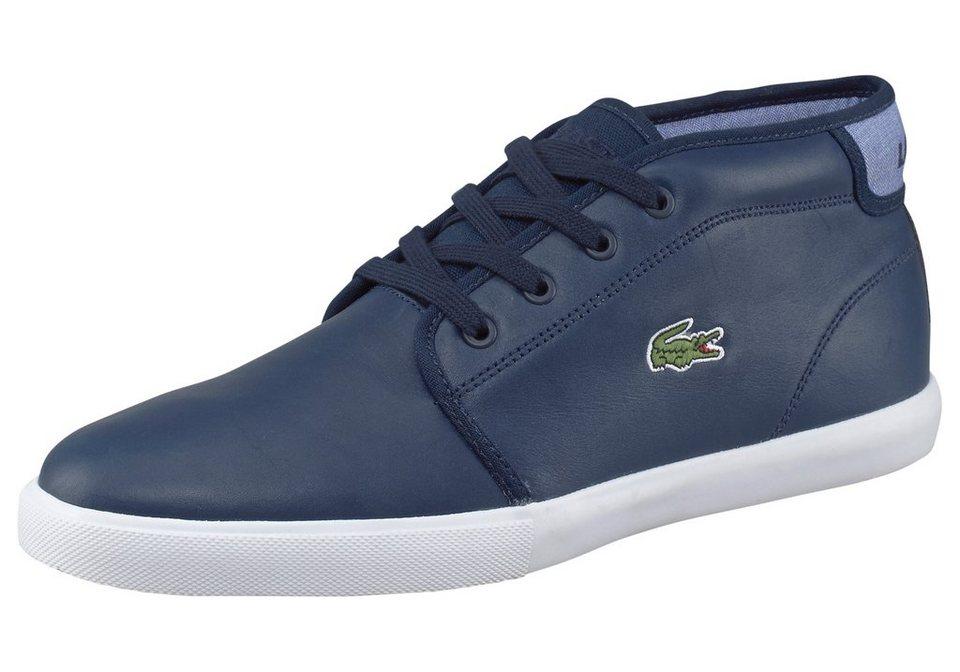 Lacoste Ampthill 116 2 SPM Sneaker in Dunkelblau