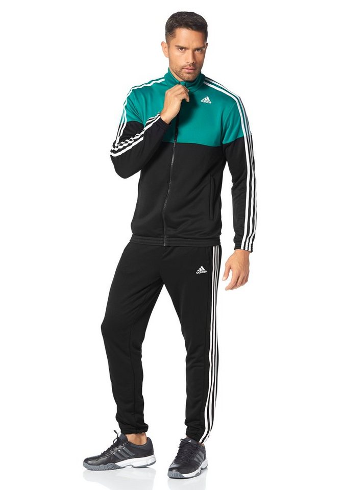adidas performance tracksuit train knitted trainingsanzug online kaufen otto. Black Bedroom Furniture Sets. Home Design Ideas
