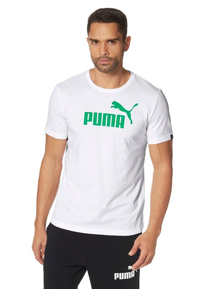 PUMA T-Shirt in Weiß