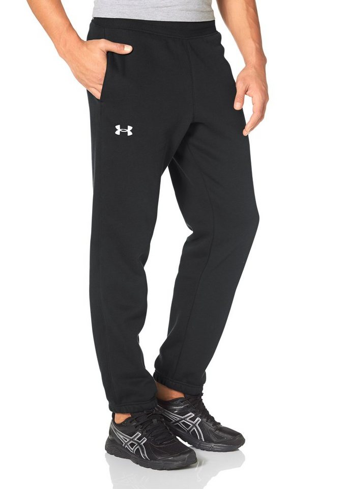 Under Armour® Storm Cuffed Pant Jogginghose in Schwarz