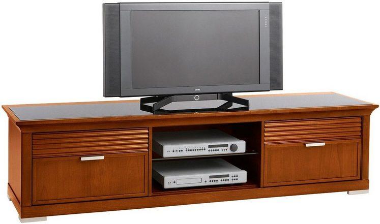 SELVA TV-Lowboard »Luna« Model 5233 , mit dekorativen Fräsungen