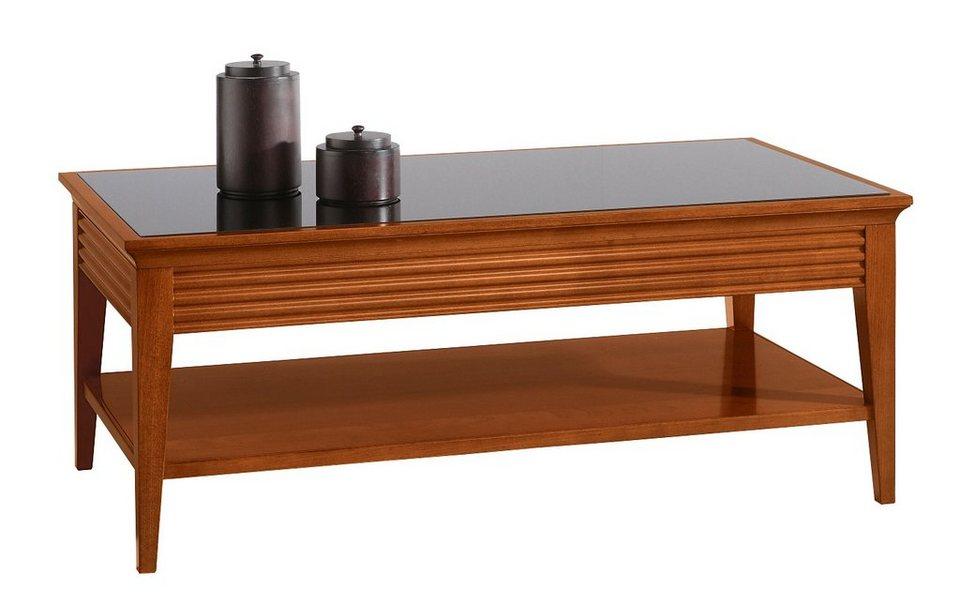 selva couchtisch luna modell 3234 mit schwarz. Black Bedroom Furniture Sets. Home Design Ideas