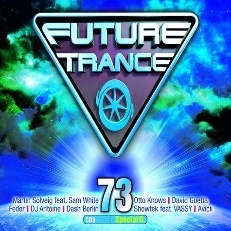 Audio CD »Various: Future Trance 73«